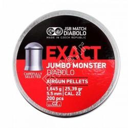 JBS exact jumbo monster 25.39 gr 200 pcs