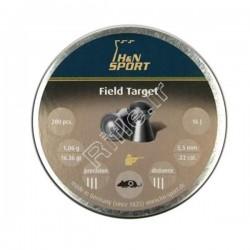 H&N Sport Field Target 5.5mm 16.36gr