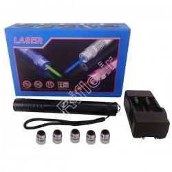 لیزر حرارتی آبی