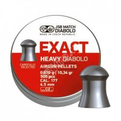 JSB Heavy Diabolo 4.5mm 10.34 gr
