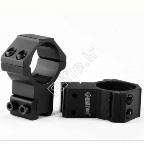 پایه دوربین رینگ30ریل 11 بلند