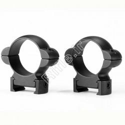 پایه دوربین فولادی رینگ 30 ریل 22