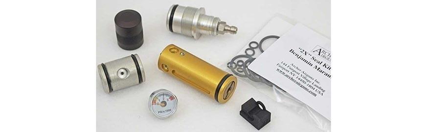 لوازم یدکی سلاح PCP