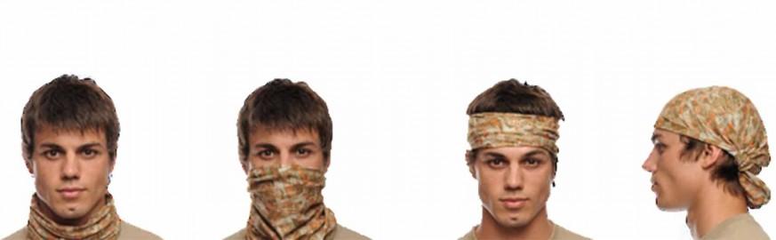 دستمال گردن و نقاب
